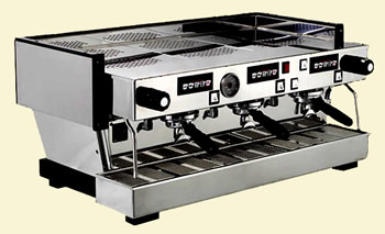 bros espresso machine